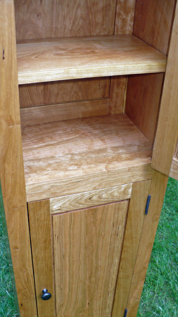 Cherry Jelly Cabinet traditional-storage-units-and-cabinets