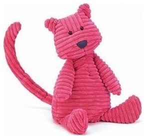 """Cordy Roy Pink Cat 15"""" eclectic-baby-toys"""
