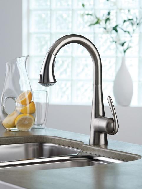 Grohe Kitchen Faucet 32 298 Ladylux3 Modern Kitchen