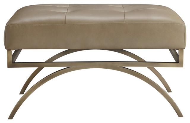 Arc Bench - Baker Furniture modern-benches