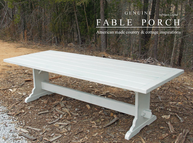 Outdoor & Porch Furniture eclectic-outdoor-tables
