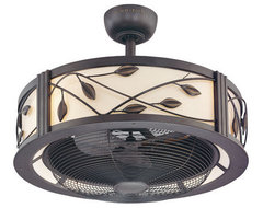 Harbor Breeze Eastview Aged Bronze Ceiling Fan traditional-ceiling-fans