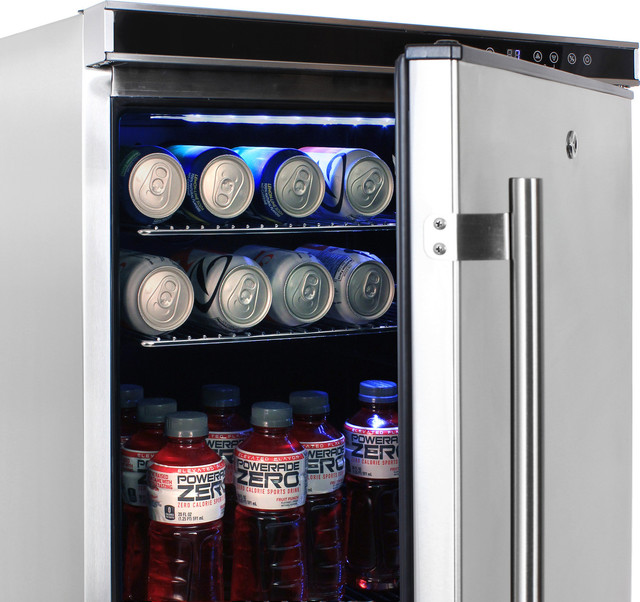 Blaze 24 inch Outdoor Refrigerator 5.5 cf | BLZ-SSRF-50D modern-outdoor-products