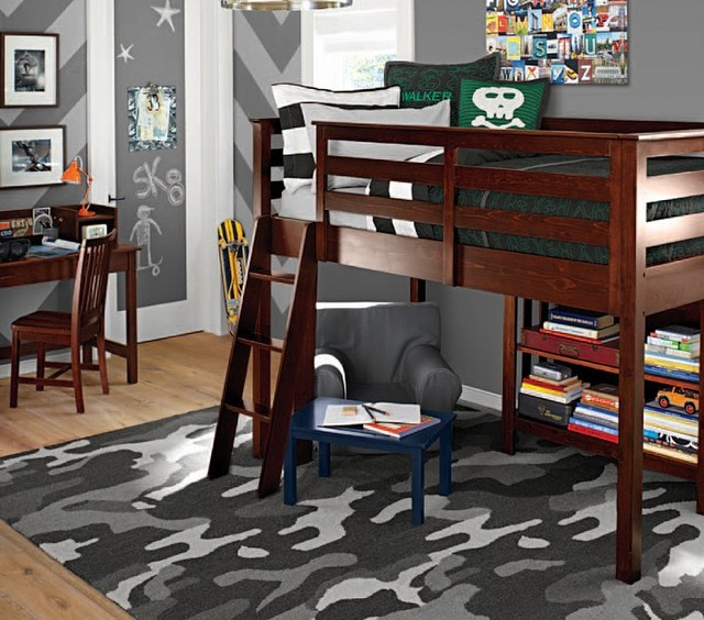Kendall Loft Bed kids-beds
