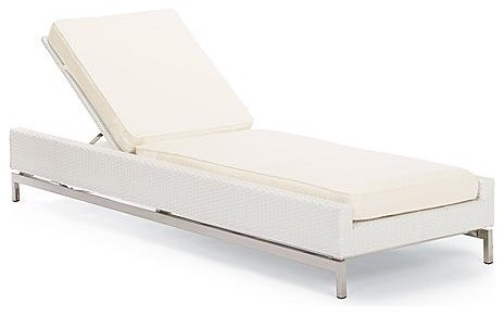 Metropolitan Outdoor Chaise Lounge Chair Cushions, Patio Furniture ...