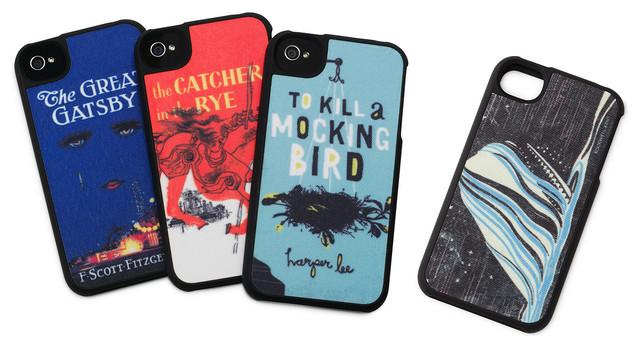 Literary Art iPhone Case contemporary