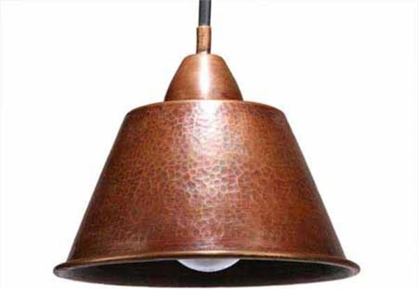 7 5 x 6 5 copper pendant 2 rustic pendant for Houzz rustic lighting