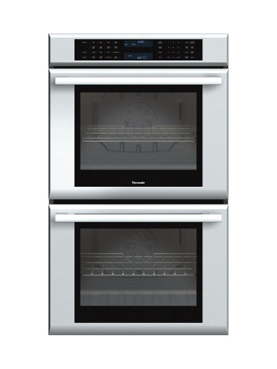 "Thermador 30"" Masterpiece Series Double Electric Wall Oven, Stainless 