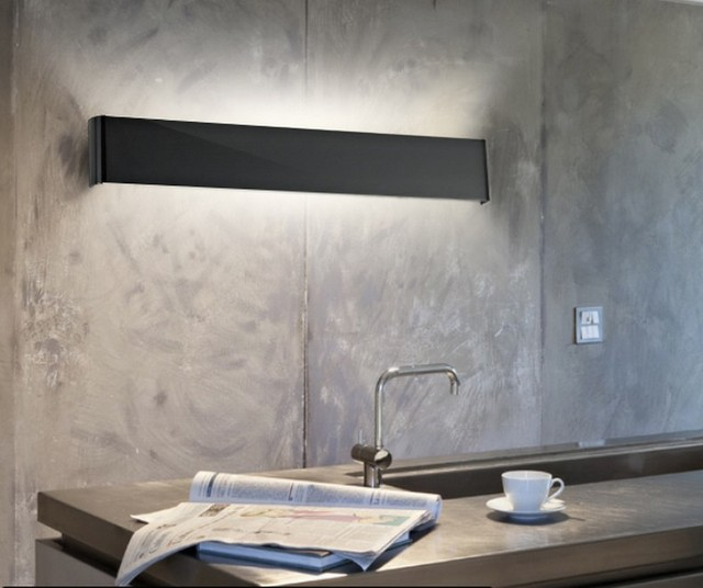 Bathroom Wall Sconces Led : Modern Bathroom LED Wall Sconce - Contemporary - new york - by PHOENIX LIGHTING
