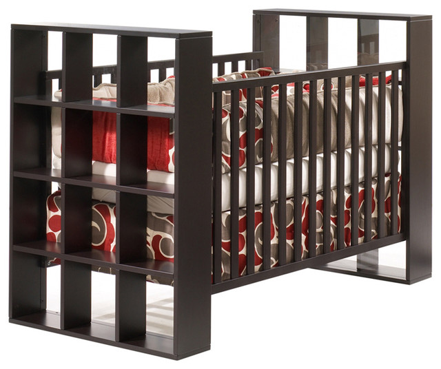 Tulip - Domino Convertible Crib modern-cribs