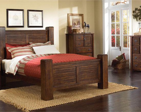 Progressive 6-Piece Queen Bedroom Set -