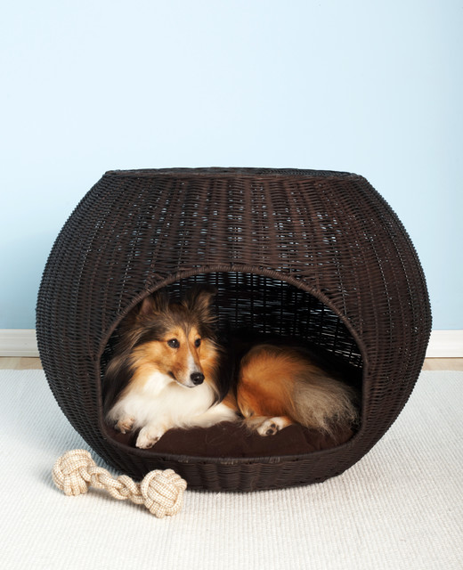 Igloo Dog Bed contemporary-dog-beds