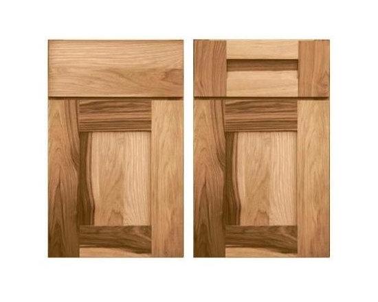 Hickory Door Styles -