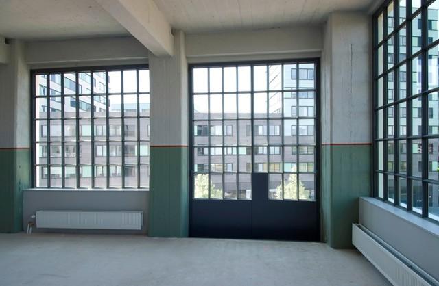 Commercial Steel Doors With Windows : Thermally broken steel windows