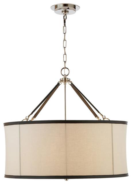 Broomfield Large Pendant traditional-pendant-lighting