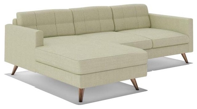 TrueModern - Dane 90 Sofa With Chaise by Edgar Blazona modern sofas