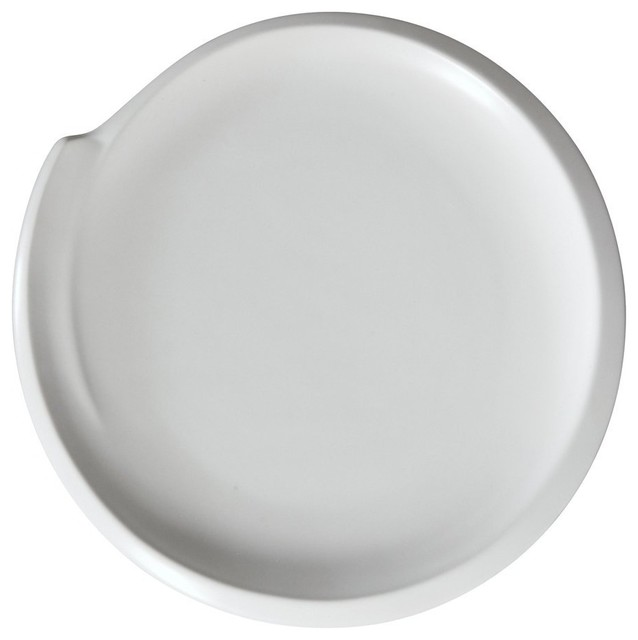 Contemporary Salad And Dessert Plates by Amazon