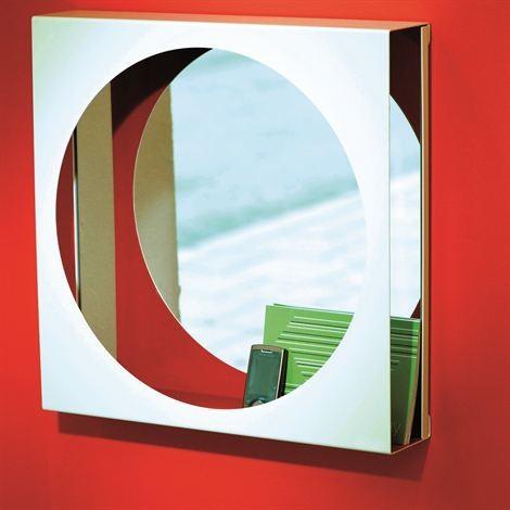Contemporary Mirrors by Scandinavian Design Center