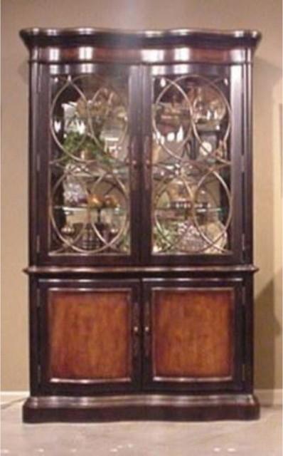 Hooker Furniture Preston Ridge Curio Cabinet - 864-75-904 - Contemporary - Storage Cabinets - by ...