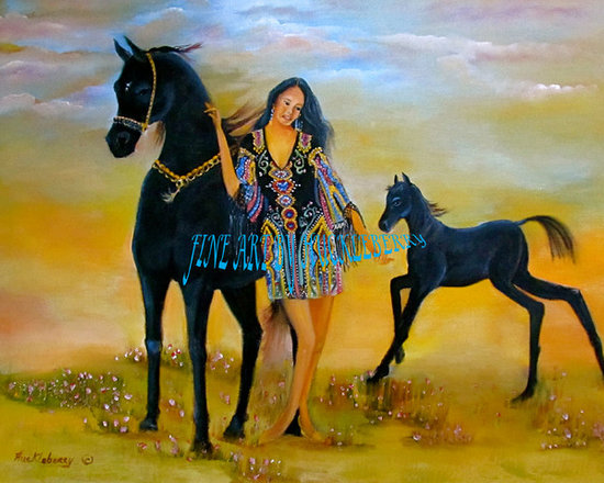 Regal Elegance by Huckleberry -