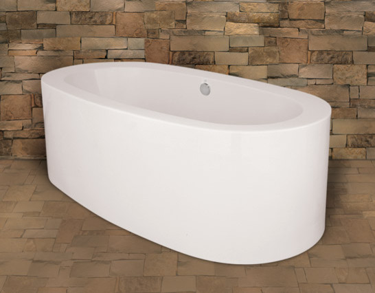 Hydrosystems contemporary-bathtubs