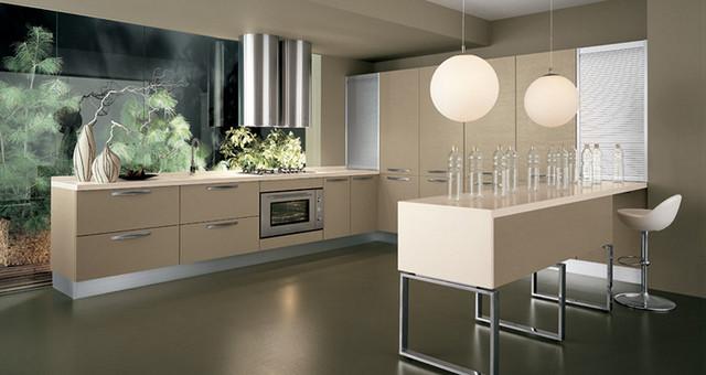 Arrital Italian kitchens contemporary-kitchen