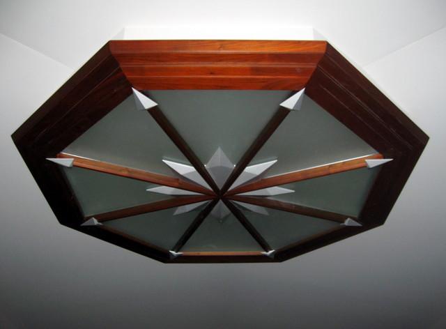SpartaCraft Custom Cabinets - modern - media room - charlotte - by ...