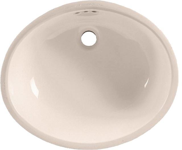 American Standard 0497 221 021 Ovalyn Undercounter Sink
