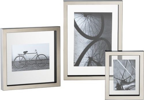 float frames modern picture by cb2