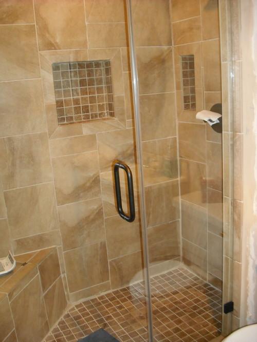 bathroom baseboard