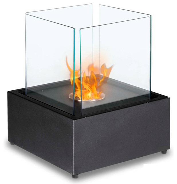 Sevilla Table Top Ethanol Fireplace modern-fireplaces