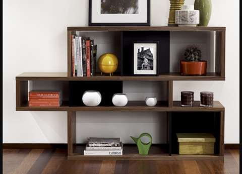 Mix Bookcase contemporary-bookcases
