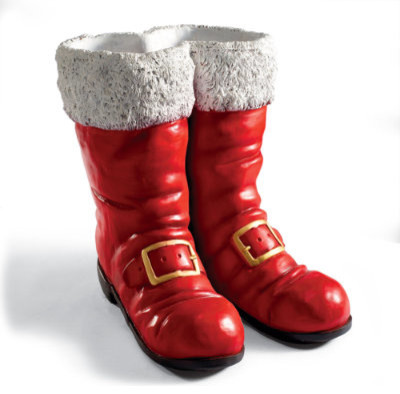 Oversized Santa Boots traditional-originals-and-limited-editions