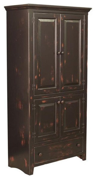 Chelsea Home Abraham Pantry - Traditional - Pantry ...