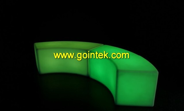 lighting led bar chairs for seating,glowing led bar furniture for decoration lig modern-benches