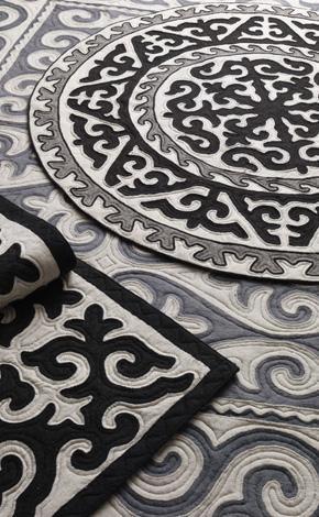 Shyrdak Felt Rugs modern-rugs