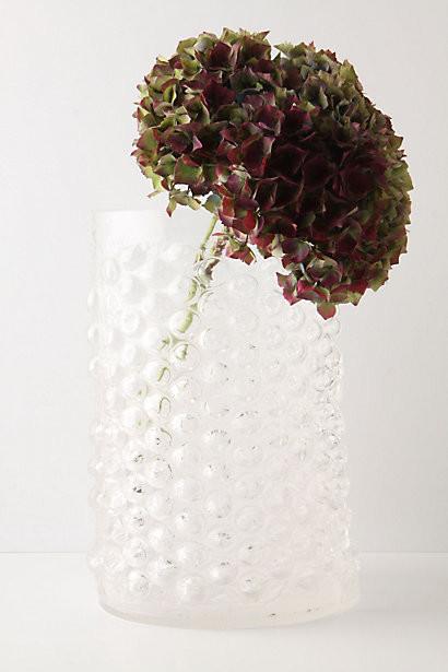 Wide Bubble Wrap Vase eclectic-vases