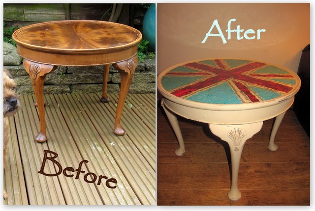 Furniture Makeovers traditional-side-tables-and-end-tables