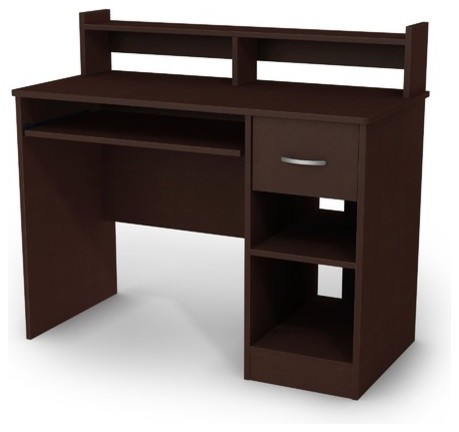 Axess Small Desk modern-desks-and-hutches