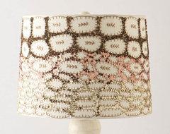 Pinyon Shimmer Shade eclectic-lamp-shades