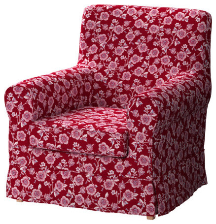 EKTORP JENNYLUND Chair cover modern-accent-chairs