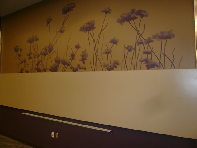 Murals Commercial/Residential contemporary