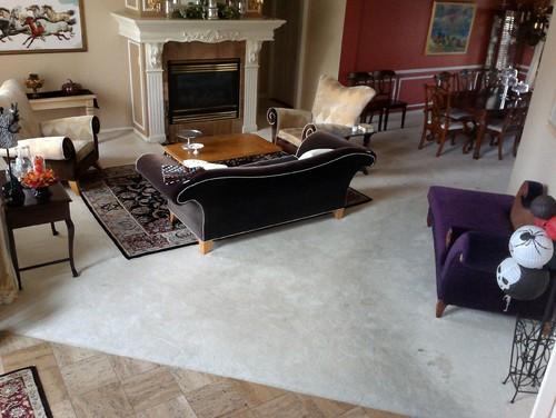 Carpet Or Wood Floor