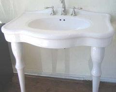 Classic Console Sink bathroom-sinks