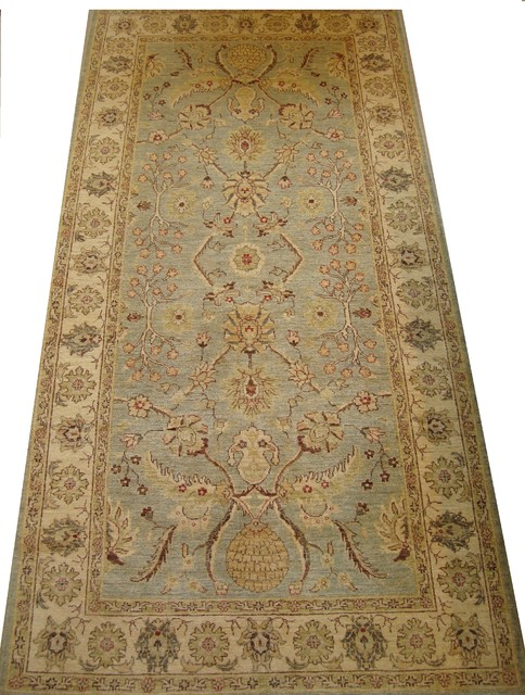 "5x9'9"" M-Collection Peshawar rugs"