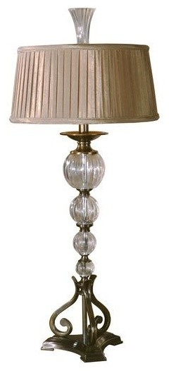 Uttermost - Narava Table Lamp - 26680 traditional-table-lamps