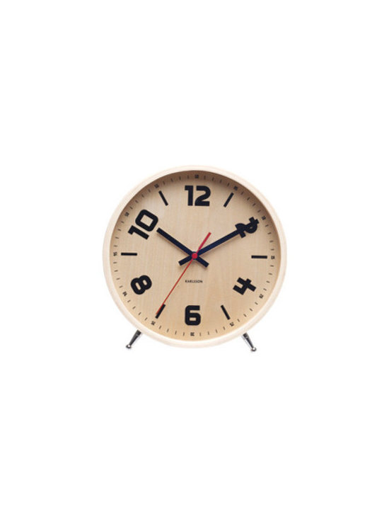 Stockholm Table Clock -