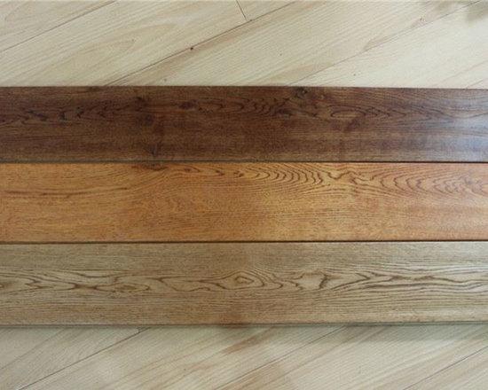 Hardwood flooring-Oak -