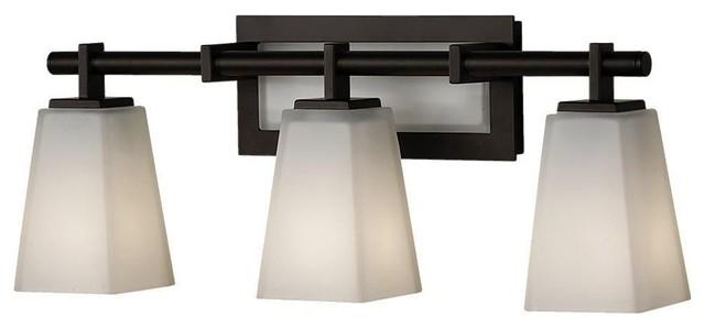 Murray feiss clayton bathroom lighting fixture in oil for Murray feiss bathroom lighting fixtures