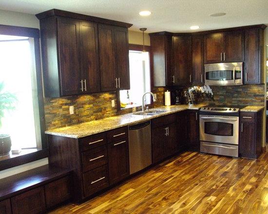 Natural Acacia Wood Floor